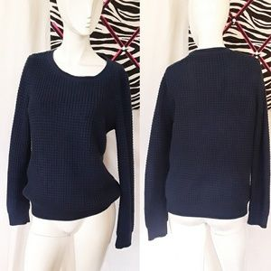 Forever 21 blue/teal sweater